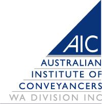 AICWA settlement agents wa