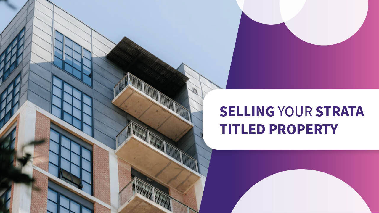 2021-05-20-kdd conveyancing blog featured image selling your strata titled property